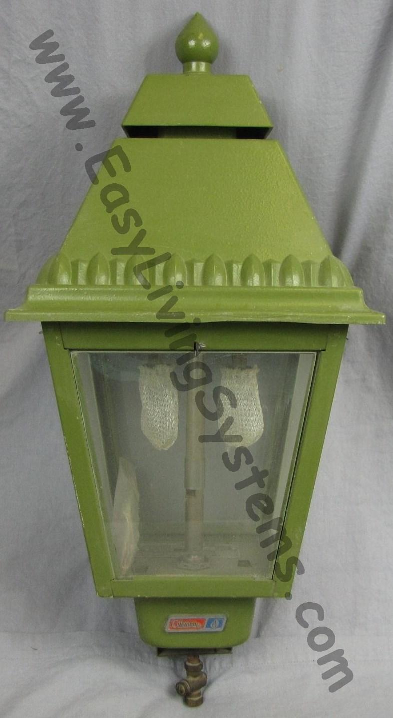 Historical Archival Information For Gaslite Outdoor Gas Street Lamp Lighting Fixtures