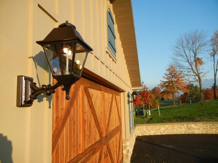 Customer photos of gas street lamp outdoor yard lighting fixtures electric led gasglow wall mounted gas light fixture aloadofball Images