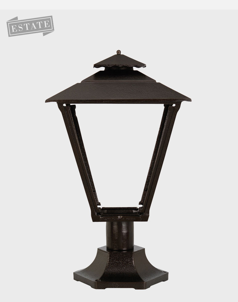 Old Allegheny 3701 Gaslite Outdoor Gas And Electric Yard
