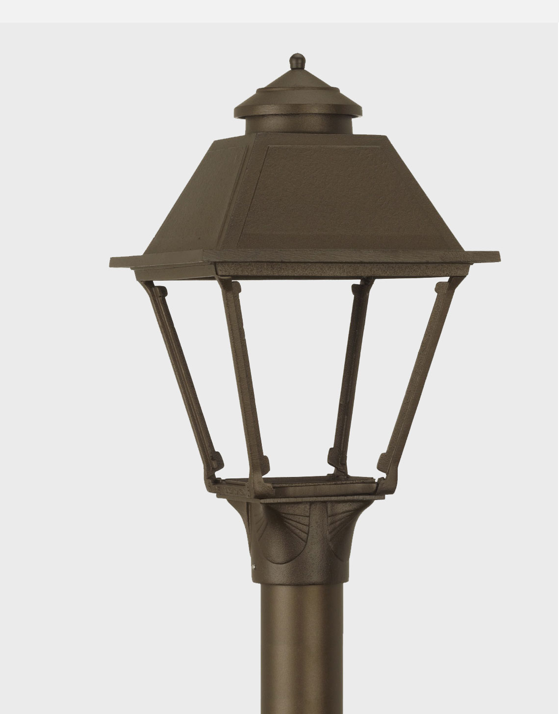 Residential cast aluminum gaslite outdoor gas and electric yard lamp westmoreland 2300 aloadofball Gallery
