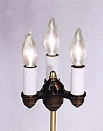Triple Upright Burner